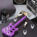 Дизайн интерьеров. Подставка под стаканы в форме гитары.