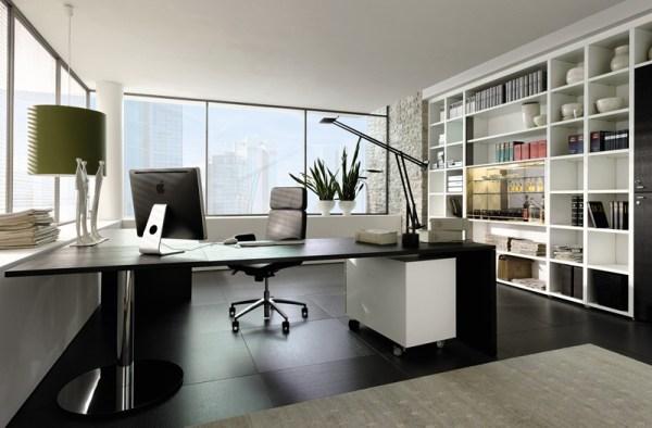 Интерьер домашнего офиса