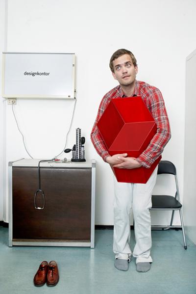 Норвежский дизайнер мебели