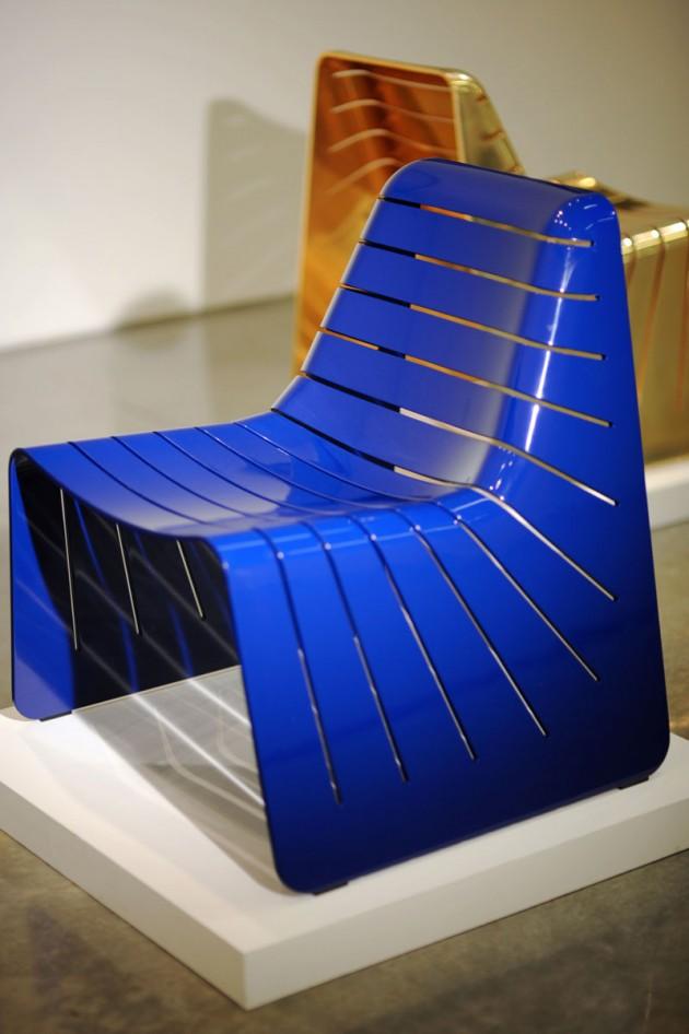 Стул кресло от известного дизайнера Карима Рашида