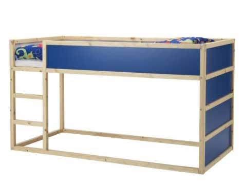 Детская кровать Ikea 2-ух ярусная