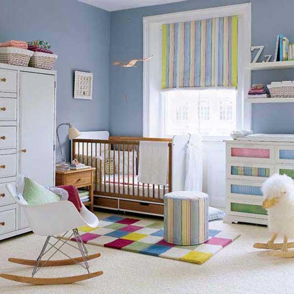 Примеры детской комнаты с фото