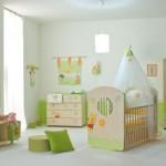 Герои мультфильмов в оформлении детской комнаты