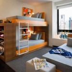 Пример мебелировки совремнной детской комнаты