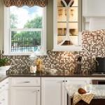 Плитка для фартука на кухне своими руками
