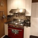 Мягкая плитка для кухонного фартука