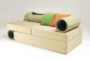 Оригинальные решения для мягкой мебели
