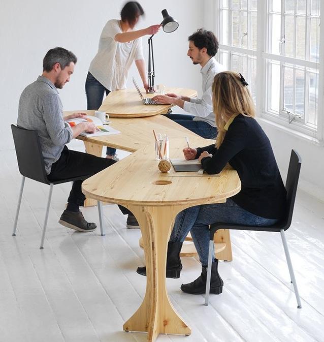 Раздвижной рабочий стол