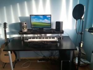Музыкальная студия на дому